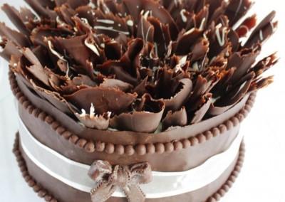 Šokolādes dekori