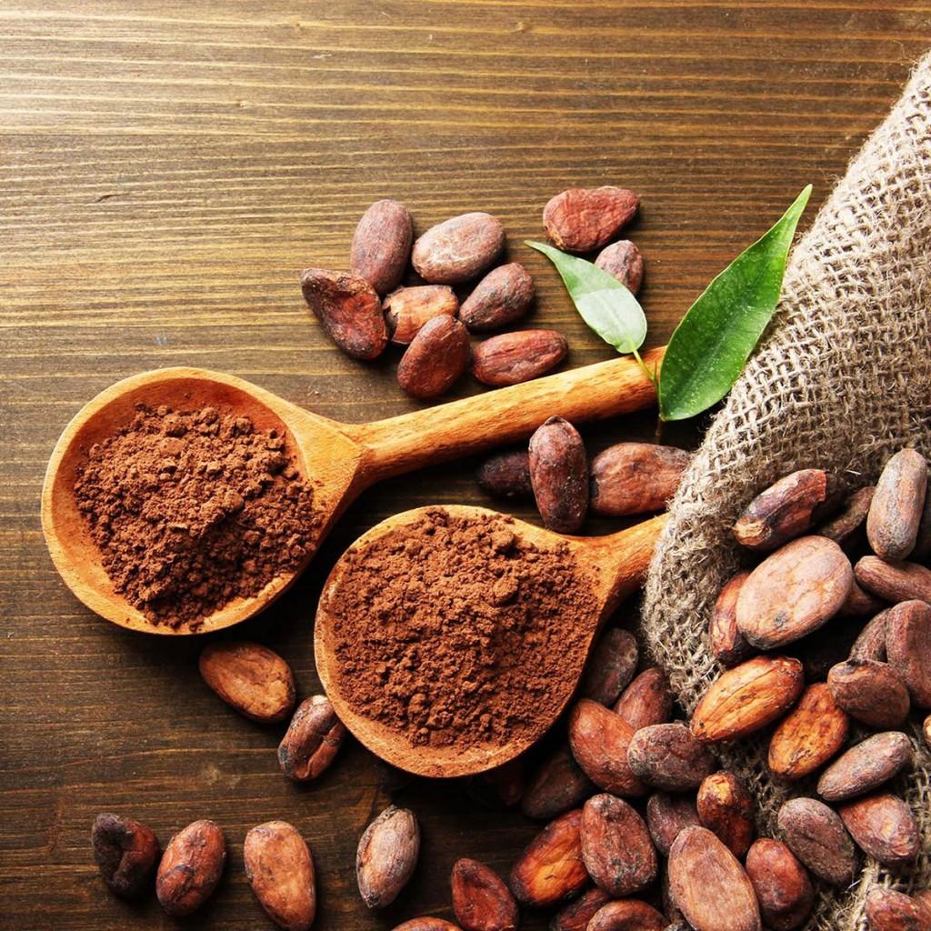 Kakao, kakao glazūras un šokolāde